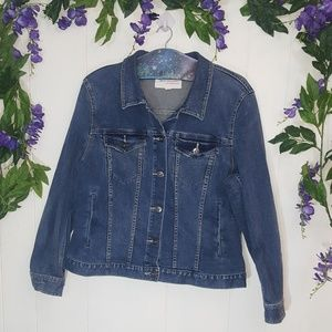 Two by Vince Camuto Jeans Jacket